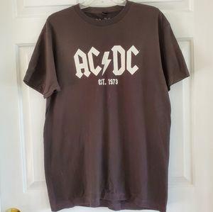 AC/DC graphic short sleeve tee